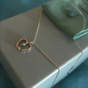 Tiffany's Apple necklace